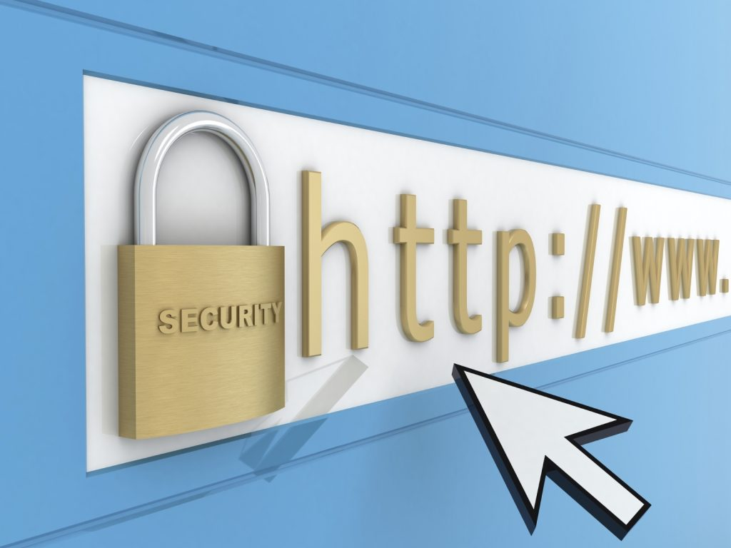 Seguridad del Sitio Web