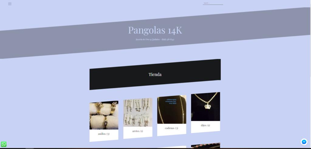 Pangola's 14k