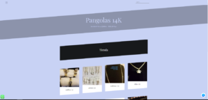 Screenshot of pangolas14k.online